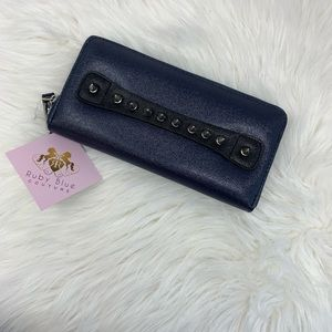 Ruby Blue Blue Wallet